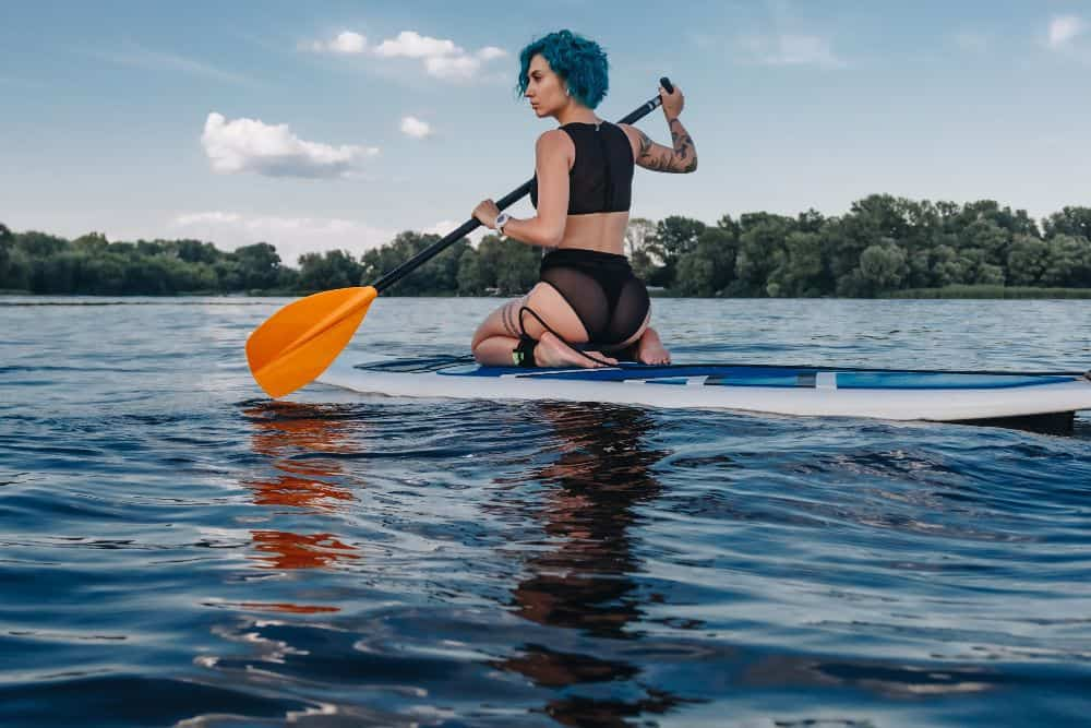 Similarities Between Paddle Boarding And Kayaking
