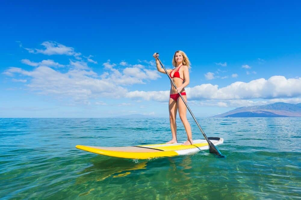 Things To Consider Before Buying A Paddle Board