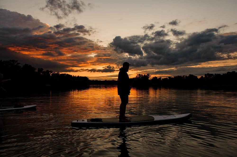 Things To Consider Before Buying A Paddle Board For Big Guys