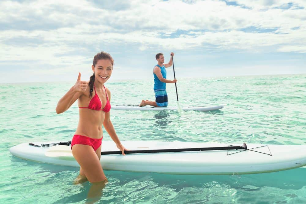 Tips To Start Your Paddleboarding