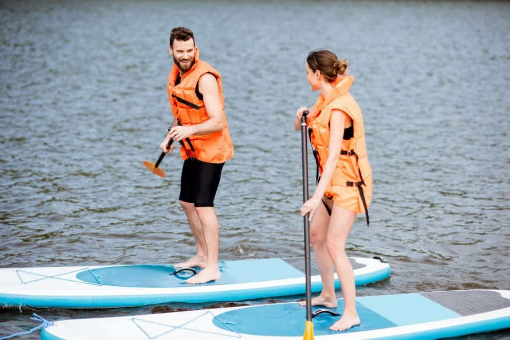 All Around Stand Up Paddle Board
