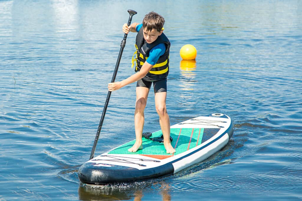 Recommended Kids SUP Boards