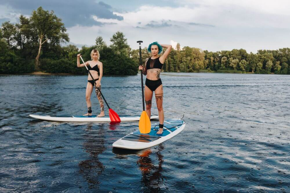 Can I Leave My Paddle Board Inflated ALL The Time?