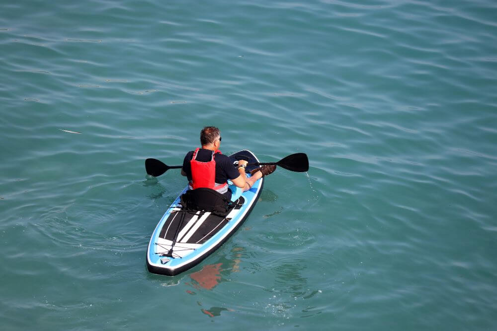 Can You Add a Seat to Your Stand-up Paddle Board?