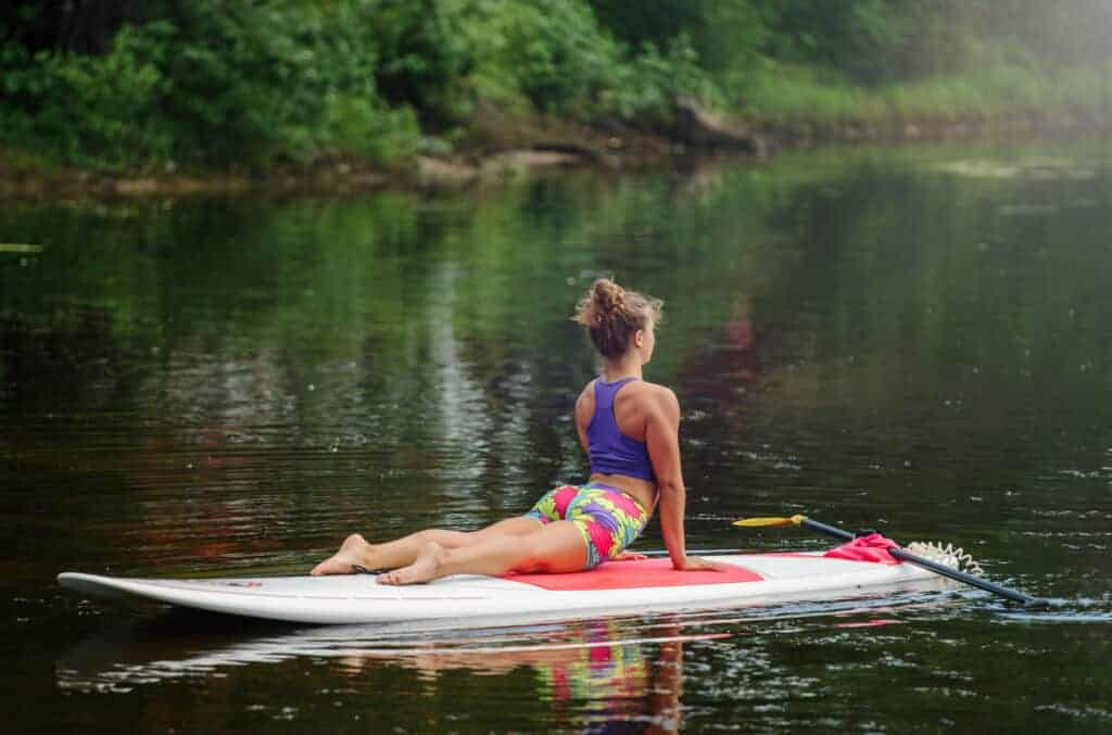 Gear for SUP Yoga
