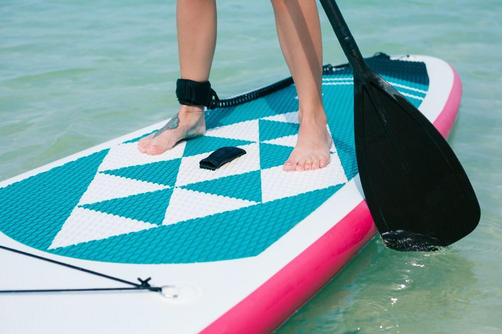 How to Deflate a Paddle Board