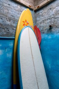 How to Store Paddle Boards Safely