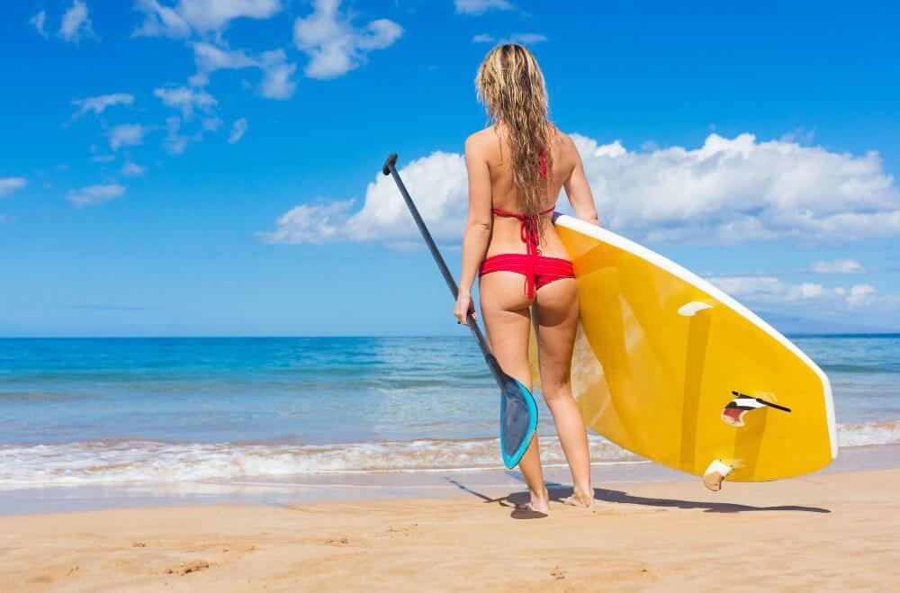 Paddle Board Maintenance