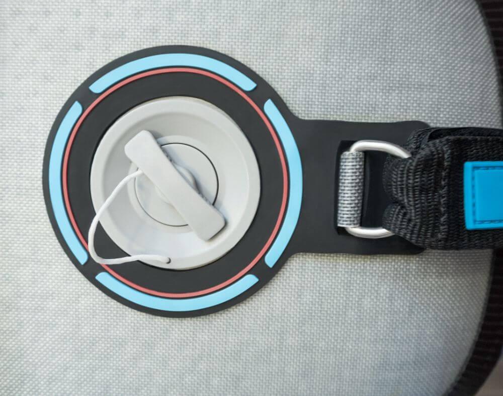 SUP valve cap