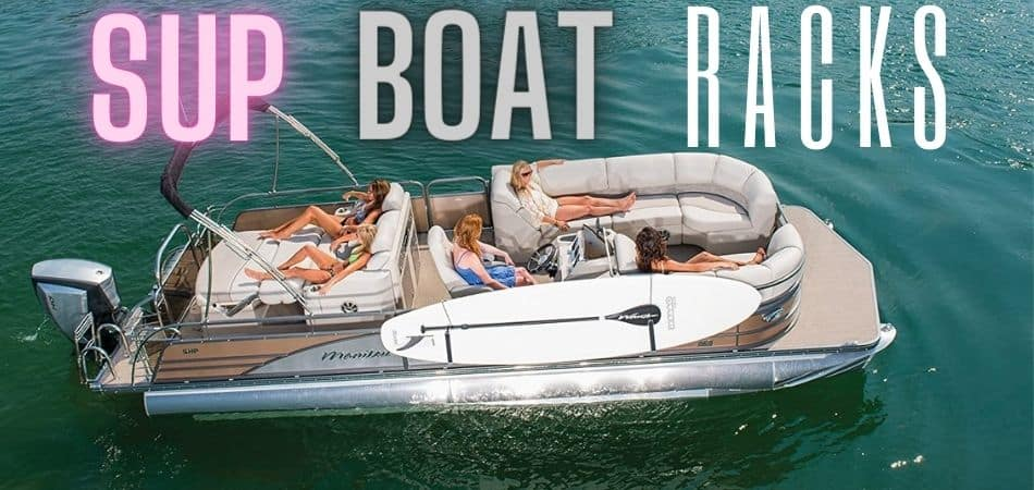 Paddle Board Racks For Boats